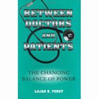 Between Doctors and Patients PDF