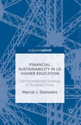 Financial Sustainability in US Higher Education PDF