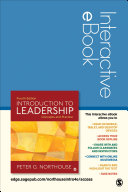 Introduction to Leadership Interactive EBook PDF