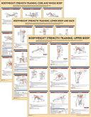 Bodyweight Strength Training Anatomy Poster