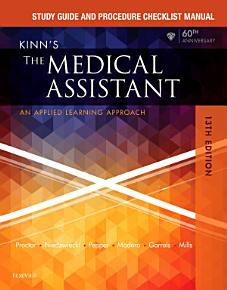 Study Guide and Procedure Checklist Manual for Kinn s the Medical Assistant   E Book PDF