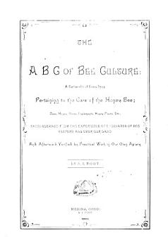 The A B C of Bee Culture     PDF