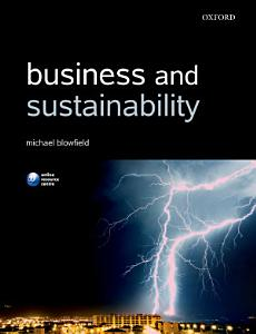 Business and Sustainability PDF