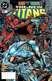 The New Titans (1984-) #123