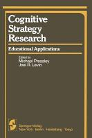 Cognitive Strategy Research PDF