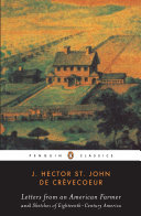 Letters from an American Farmer   And  Sketches of Eighteenth century America PDF