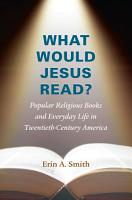 What Would Jesus Read  PDF