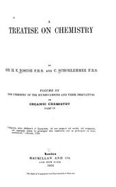 A Treatise on Chemistry: Volume 3, Part 4