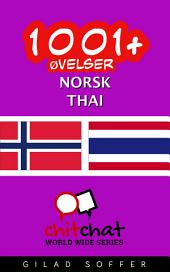 1001+ øvelser norsk - Thai