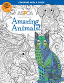 ASPCA Adult Coloring for Pet Lovers  Amazing Animals  PDF
