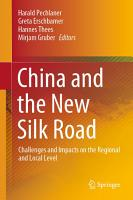 China and the New Silk Road PDF