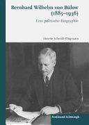 Bernhard Wilhelm von B  low  1885 1936  PDF