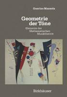 Geometrie der T  ne PDF