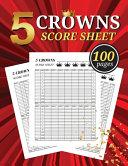 5 Crowns Score Sheet