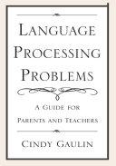 Language Processing Problems