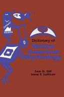 Dictionary of Native American Mythology PDF