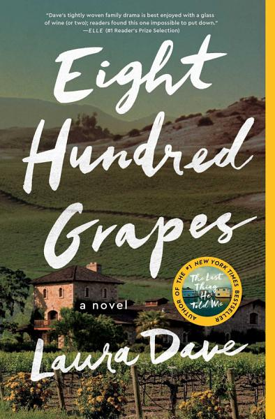 Download Eight Hundred Grapes Book