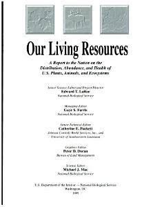 Our Living Resources Book