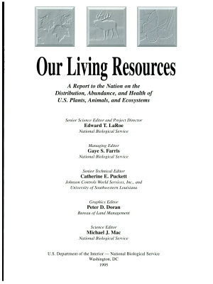 Our Living Resources PDF