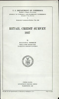 Domestic Commerce Series PDF