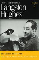 The Collected Works of Langston Hughes  The poems  1941 1950 PDF