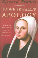 Judge Sewall s Apology