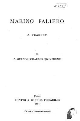 Marino Faliero PDF