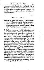 Selecta historiae ecclesiasticae capita, et in loca ejusdem insignia, dissertationes historicae, chronologicae, criticae, dogmaticae: Volume 3