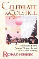 Celebrate the Solstice PDF