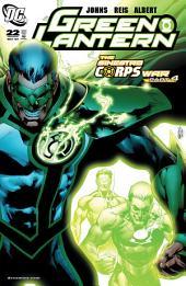 Green Lantern (2005-) #22