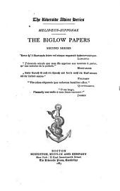 Meliboeus-Hipponax: The Biglow Papers. Second Series