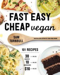 Fast Easy Cheap Vegan Book PDF