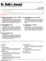 Dr  Dobb s Journal for Users of Small Computer Systems PDF