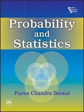 PROBABILITY AND STATISTICS