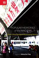 Popular Memories of the Mao Era PDF