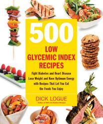 500 Low Glycemic Index Recipes Book PDF