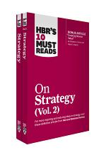 HBR's 10 Must Reads on Strategy 2-Volume Collection
