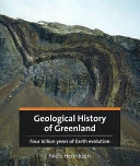 Geological History of Greenland