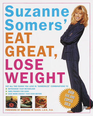 Suzanne Somers  Eat Great  Lose Weight PDF