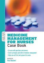 EBOOK: Medicine Management for Nurses
