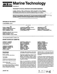 Marine Technology and SNAME News PDF