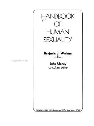 Handbook of Human Sexuality PDF