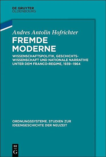 Fremde Moderne PDF