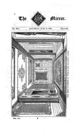 The Mirror of Literature, Amusement, and Instruction: Volume 16