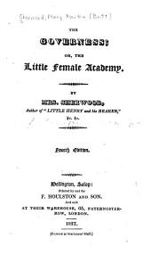 The Governess; Or: The Little Female Academy