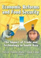 Economic Reforms and Food Security PDF