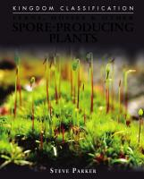 Ferns  Mosses   Other Spore Producing Plants PDF