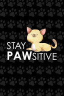 Stay Pawsitive White