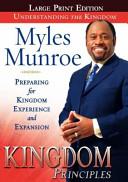 Kingdom Principles Large Print Edition PDF