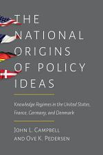 The National Origins of Policy Ideas